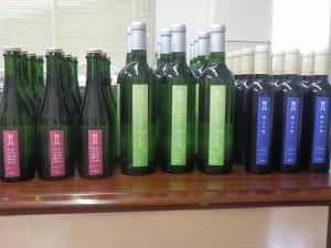 伊那ワイン工房新作