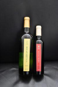 伊那ワイン工房りんごのワイン
